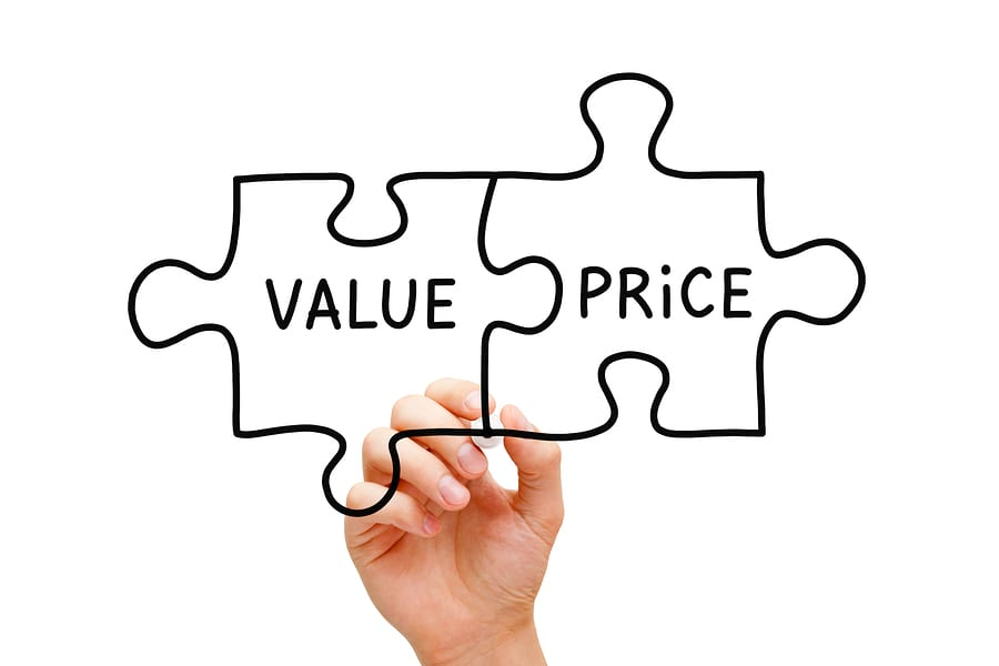 Social Media Pricing for Value